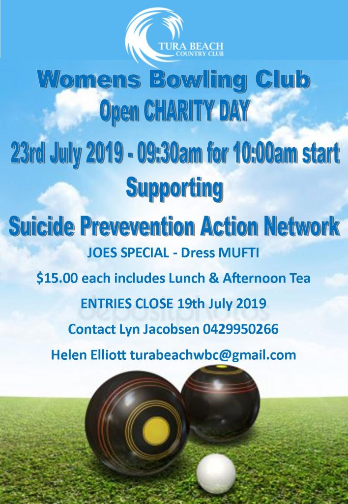 bowls open charity day